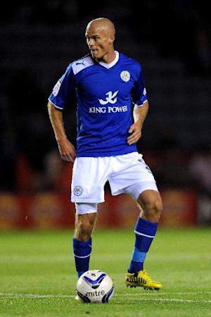 Paul Konchesky is an injury concern for Leicester