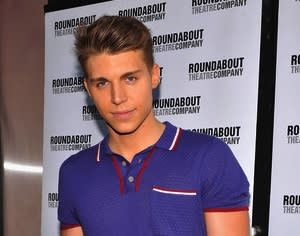 Glee Exclusive: Nolan Gerard Funk Cast as Lead Warbler – What Does He Want With [Spoiler]?