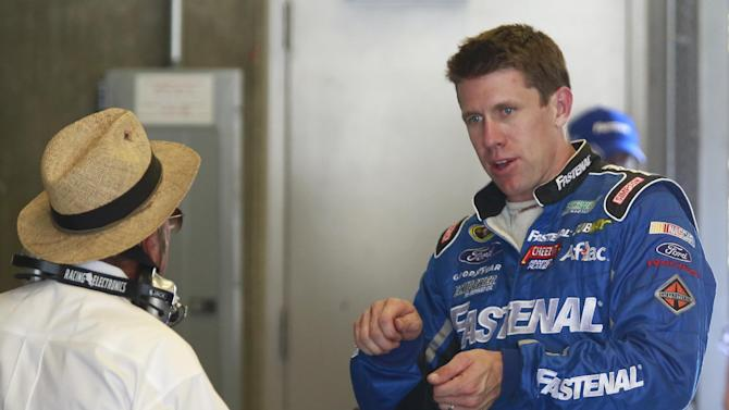 Carl Edwards leaving Roush at end of 2014 season