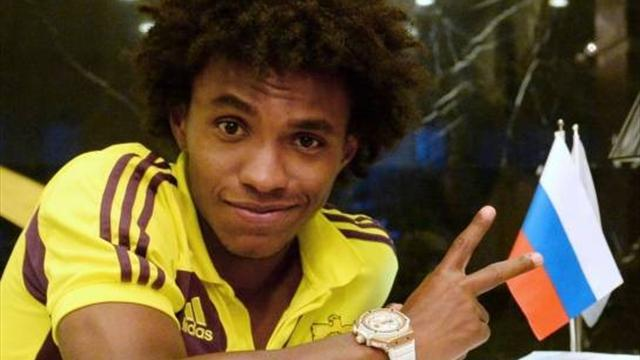 Premier League - Mourinho: Willian has chosen Chelsea, Mata to stay