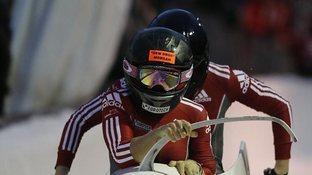 Bobsleigh - Kiriasis wins but Humphries crowned champion