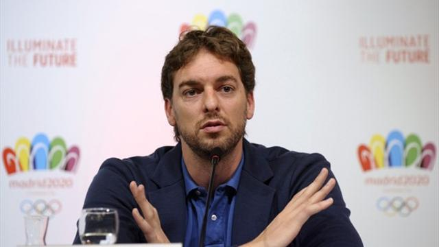 Olympic Games - Gasol hoping Madrid 2020 bid comes good in home stretch