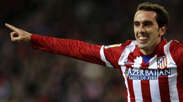 Liga - High-flying Atletico knock Valencia out of Copa