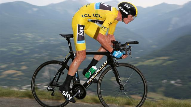 Tour de France - French investigation backs Froome's 'clean' claims