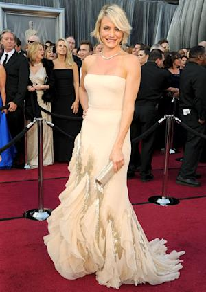 Cameron Diaz's Sophisticated Oscars Look: All the Details!