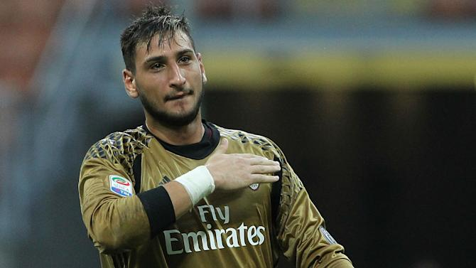 Donnarumma eyes Milan captaincy after fulfilling his 'dream'