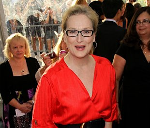 Meryl Streep Would Be 'Honoured' By 'Hope Springs' Oscar Nomination