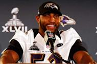 Extra Time: Howard and Bocanegra pick Ray Lewis and Ravens to win Super Bowl