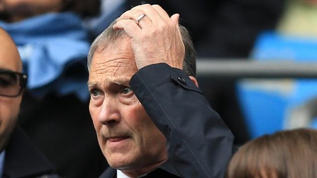 Premier League - No FA action against Scudamore