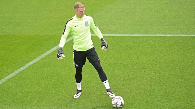 Jurgen Klopp Ready to Swoop for Manchester City Keeper Joe Hart