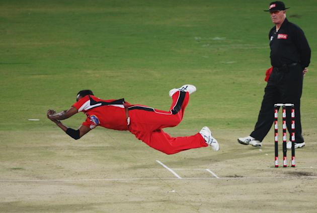 Cape Cobras v Trinidad and Tobago: Airtel Champions League Twenty20