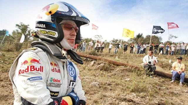 Rally Australia - Latvala concerned about chances