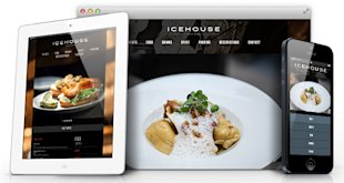 10 Examples Of Inspiring Responsive Web Design image icehouse mn rwd