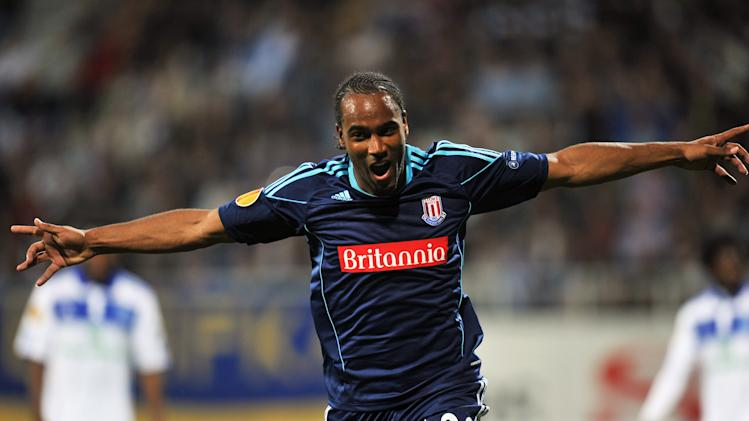 Cameron Jerome - Stoke to Crystal Palace