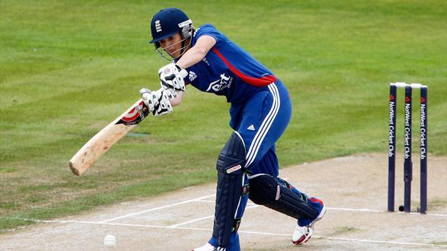 Cricket - England's women suffer defeat in World Cup opener