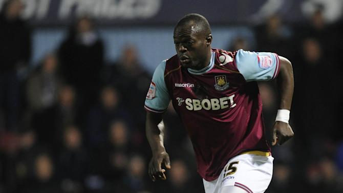 Abdoulaye Faye was released by West Ham last season