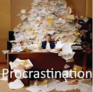 Can Procrastination Save You, Your Career and Your Life From Being Unproductive? image procrastination for web