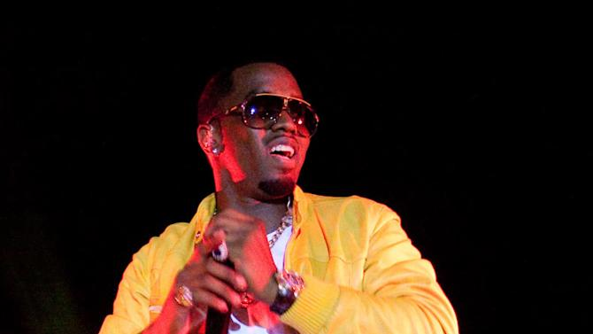Combs Sean Diddy Miami Cncrt