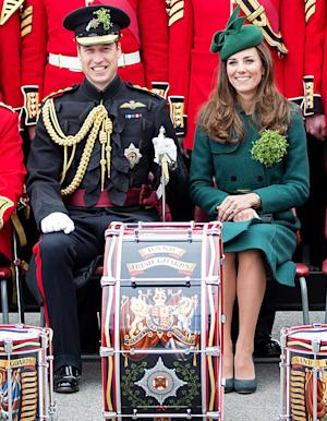 """Prince William on Having More Babies With Kate Middleton: """"One's Enough at the Moment"""""""