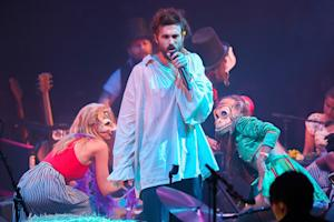 Edward Sharpe and the Magnetic Zeros Aim to Take 'Big Top' on the Road