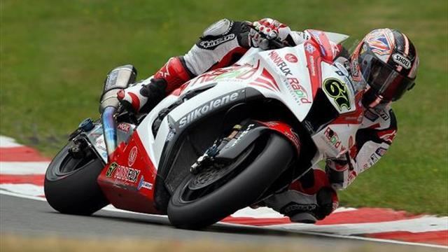 Superbikes - Brands BSB: Byrne storms to race two victory