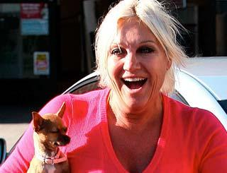 pst Linda Hogan At Pet Store