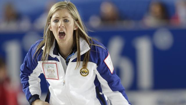 Curling - Muirhead books play-off place at World Curling