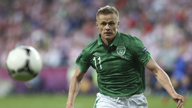 Duff retires from Ireland duty