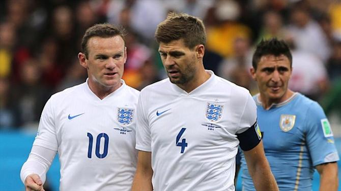 Euro 2016 - Gerrard: 'Natural leader' Rooney should be England captain