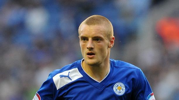 Jamie Vardy hit the winner for Leicester