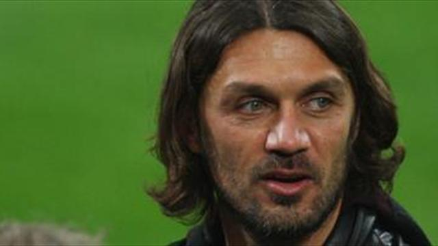 Serie A - Maldini open to Milan role
