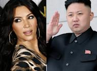 Kardashian and Kim: Reality Star Compared to North Korean Dictator