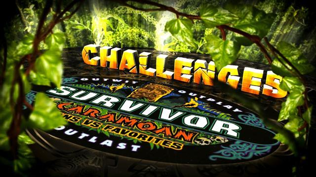 Survivor: Caramoan - Challenge Preview: 'I Hold On""