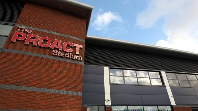League Two - Chesterfield unlikely to ring changes