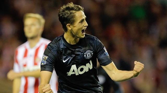 Premier League - Januzaj once scored '17 or 18 goals in a game'