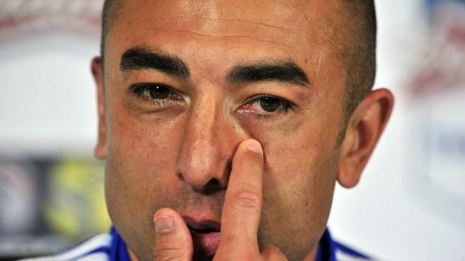 Chelsea's Italian Interim Manager Roberto Di Matteo Gives AFP/Getty Images