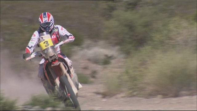 Dakar - Bikes: Barreda Bort wins stage three, leads overall
