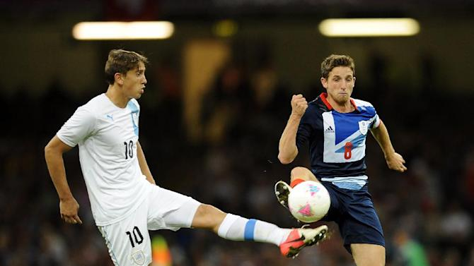 Gaston Ramirez represented Uruguay at the 2012 Olympics