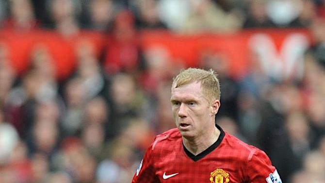 Paul Scholes is aiming to make his 706th Manchester United appearance