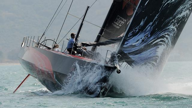 Read throws Volvo race open