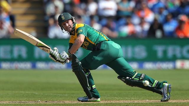Cricket - South Africa name unchanged squad