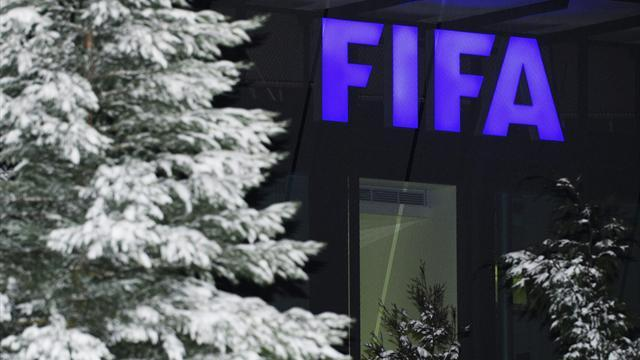 World Cup - FIFA in tatters and World Cup future up in the air after nightmare week