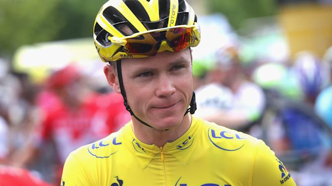 Froome ready for Tour test