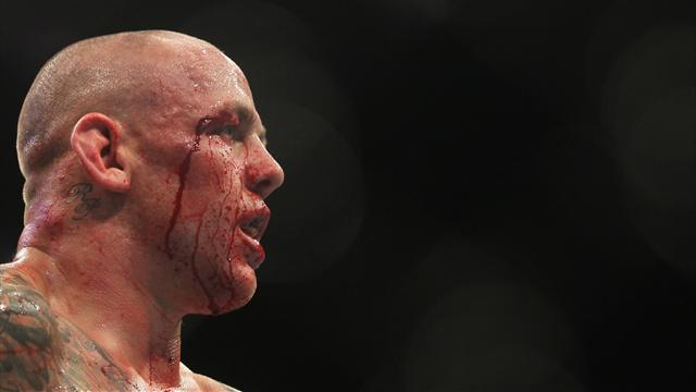Mixed Martial Arts - Brit Pearson stops Sotiropoulos in TUF finale
