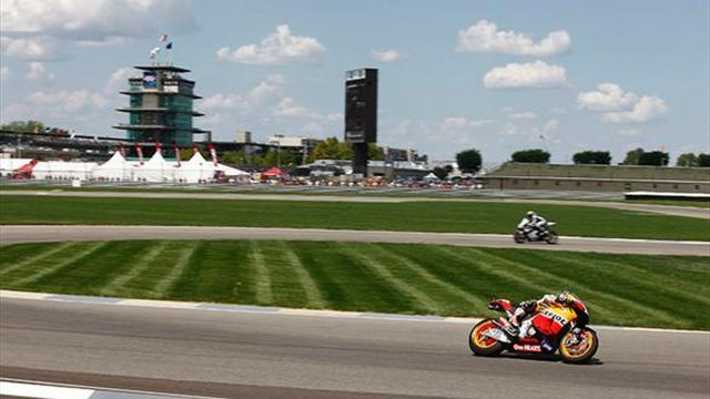 Motorcycling - Uncertainty over MotoGP Indianapolis future