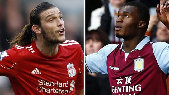 Premier League - Liverpool need goals. Selling Carroll to buy Benteke might be worth risk