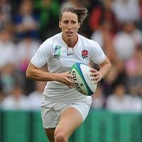 Katherine Merchant crossed for England
