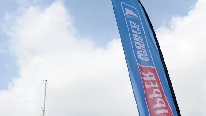 Sailing - Clipper Round the World Race Preview - St Katharine Docks