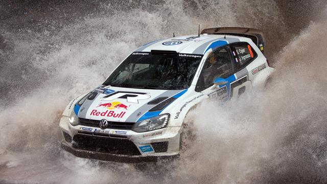 WRC - Ogier extends lead as Neuville stars