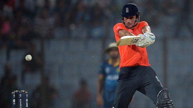 Cricket - Hales heroics give England thrilling win